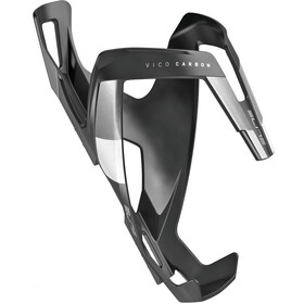Elite Vico Bottle Holder Carbon black matte/white